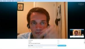 Video call snapshot 3