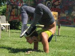 contortionniste